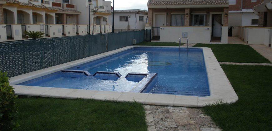 Dolores de Pacheco, gran dúplex con aire y piscina