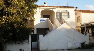 Los Narejos, bungalow alto con aire y barbacoa
