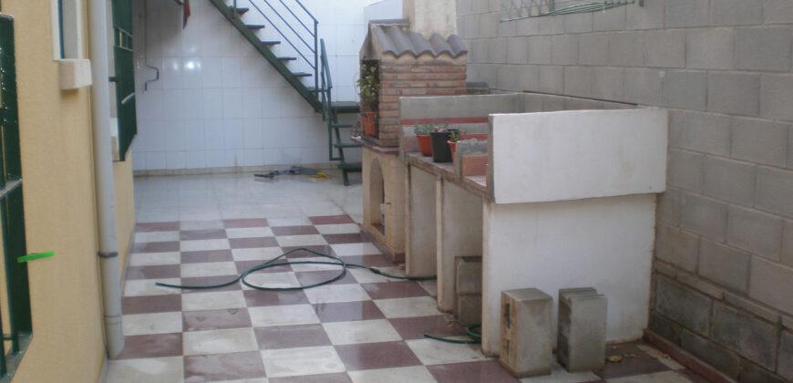 Los Alcázares, enorme chalet privado con barbacoa argentina