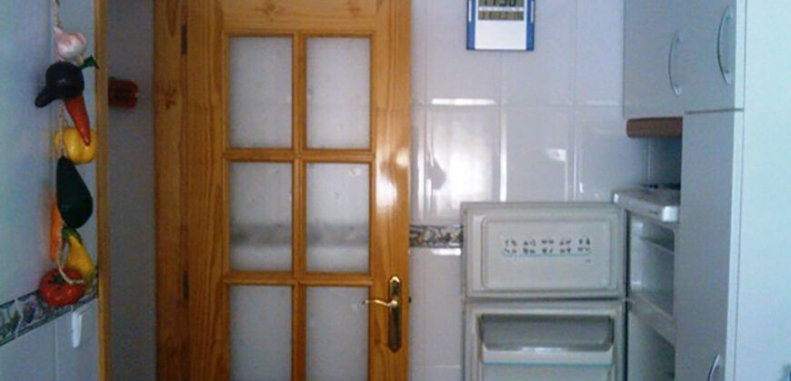 Los Narejos, apartamento con aire y garaje